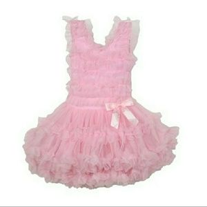 Other - Beautiful Pink tulle Birthday Dress